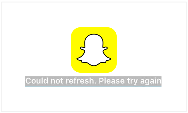 How To Fix Snapchat Could Not Refresh